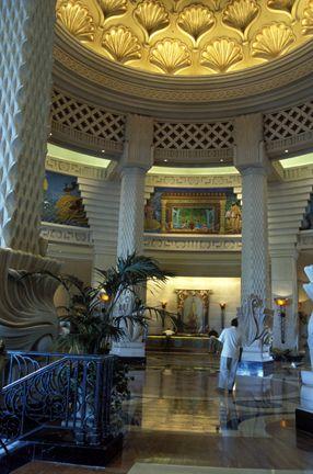 Interior Image From The Atlantis The Five Tower Atlantis