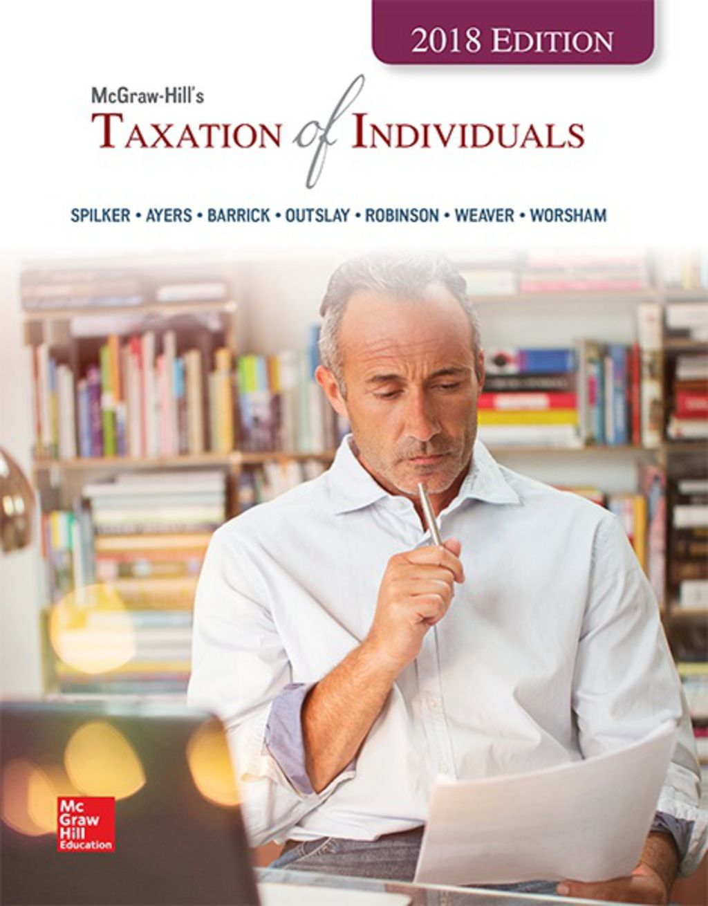 McGrawHill's Taxation of Individuals 2018 Edition (eBook