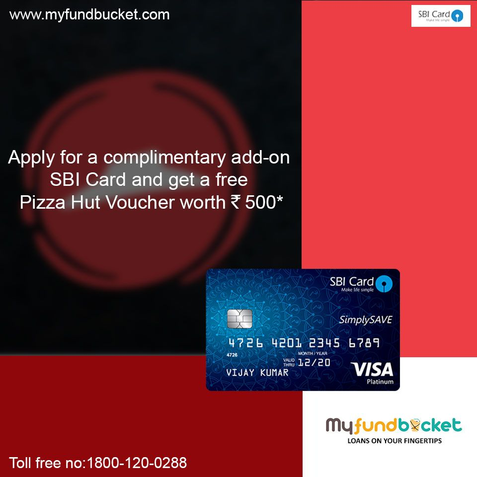 Pin by MyFund Bucket on Loans How to apply, Cards, Pizza hut