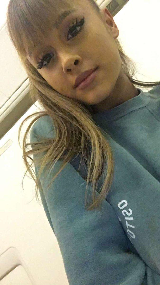 Ariana grande sexy snapchat