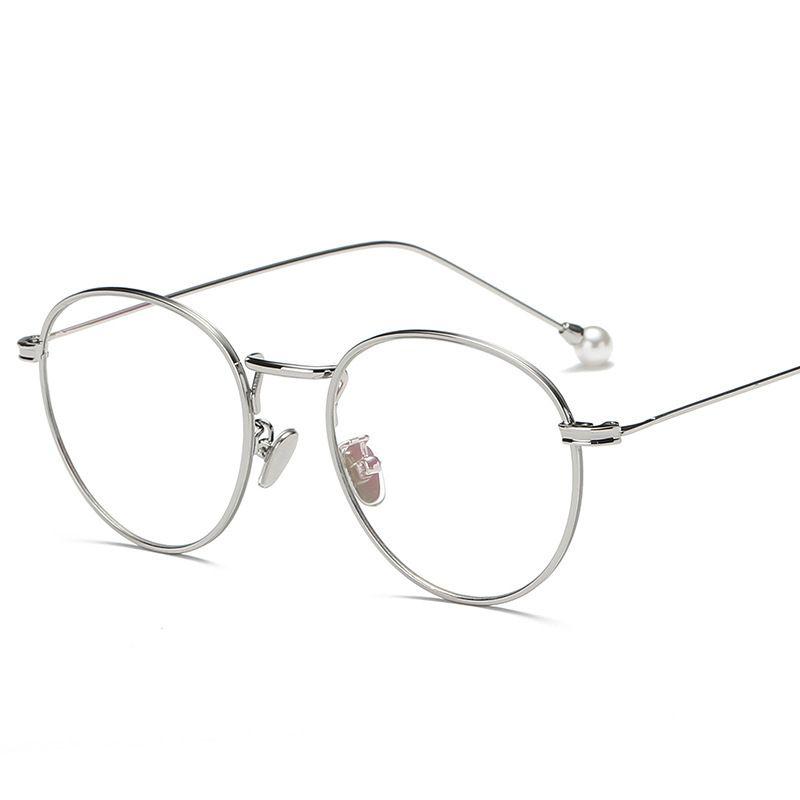 9c5adadcd75 KESMALL Prescription Optical Glasses Women Men Spectacle Frame With Myopia  Lens Fashion Reading Eyewear Oculos Masculinos XN530P