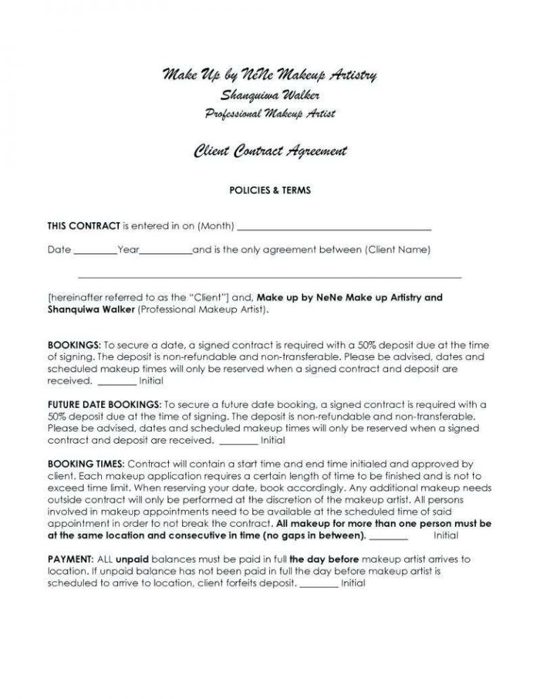 Real Estate Broker Commission Agreement Form Template Broker With