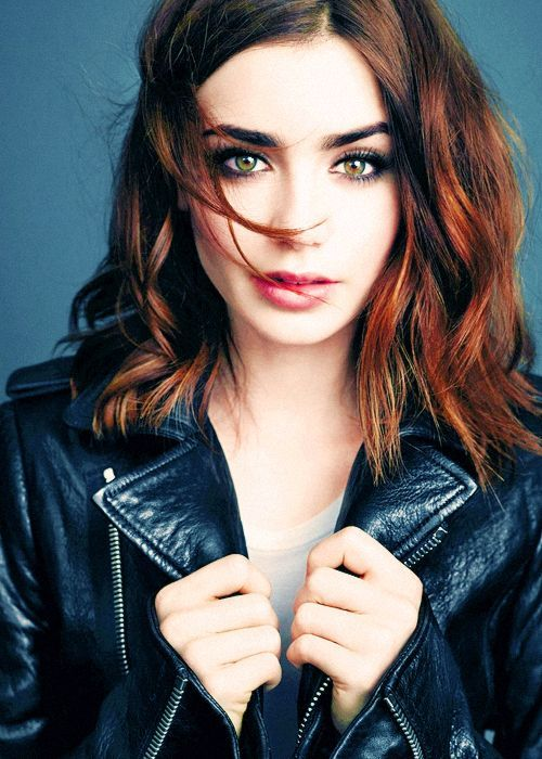 Lily Collins Red Hair Dye Hair Color Auburn Dark Auburn Hair Color Hair Inspiration Color