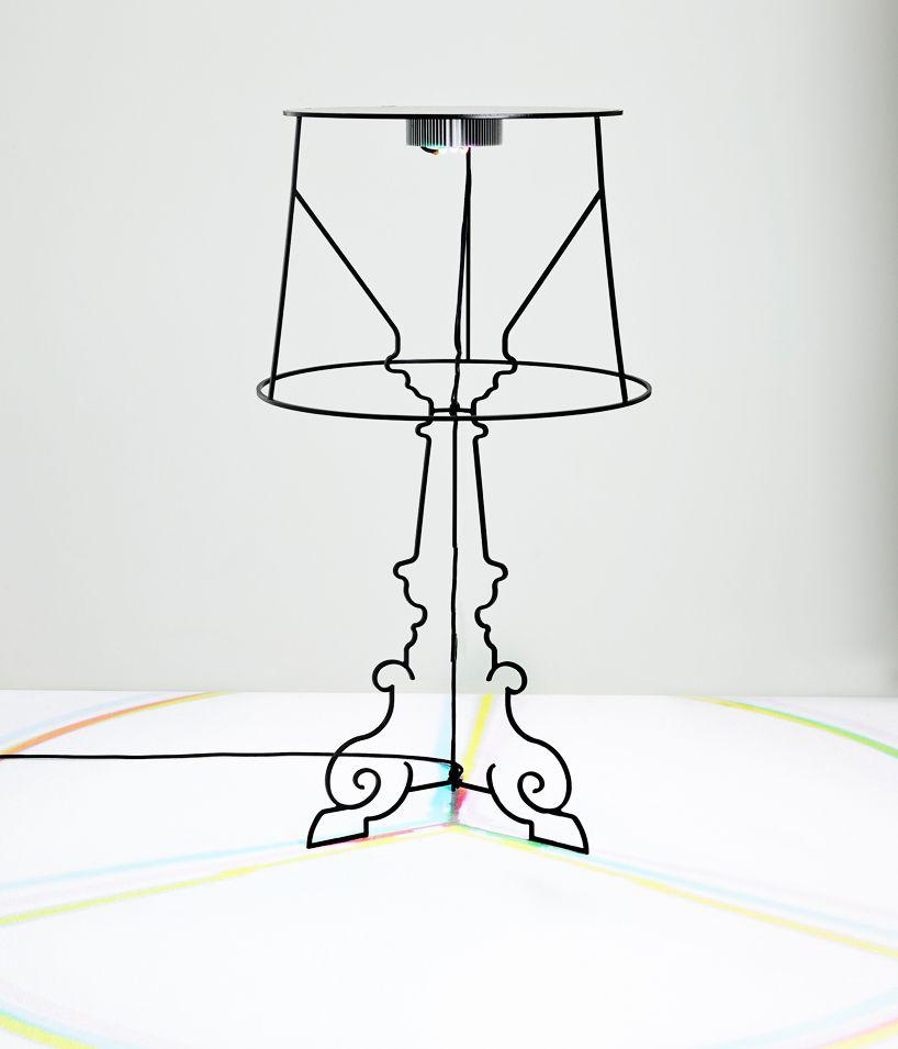 Kartell Bourgie #lights | Lampade, Bastoni per tende, Design