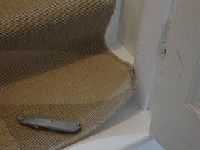 Best Loft Cottage Diy Nailhead Stair Runner Ikea Rug 640 x 480