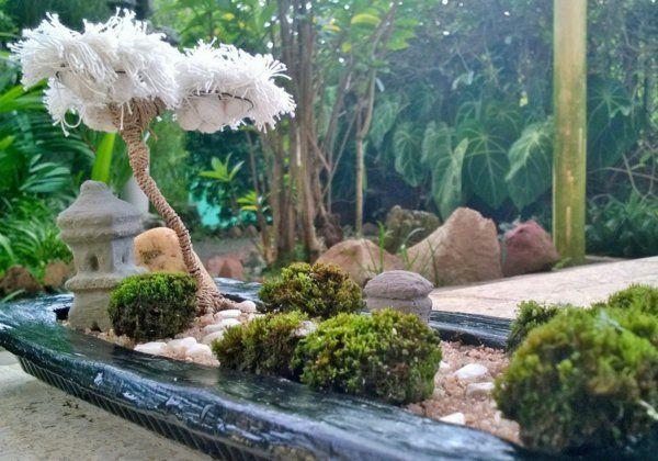 Mini Jardin Japonais Original