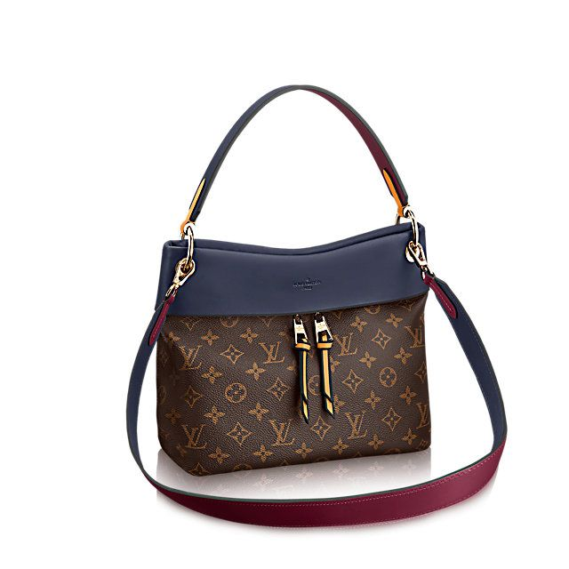 44dc519856b95 Tuileries Besace Monogram Canvas in WOMEN  39 s HANDBAGS collections by Louis  Vuitton