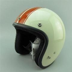 Thh Vintage Motorcycle Helmets Jet Scooter Vespa Helmet Pilot Open Face Moto Helmet Can Add Vintage Helmet Shield Motorcycle Helmets Vintage Retro Motorcycle Motorcycle Helmets