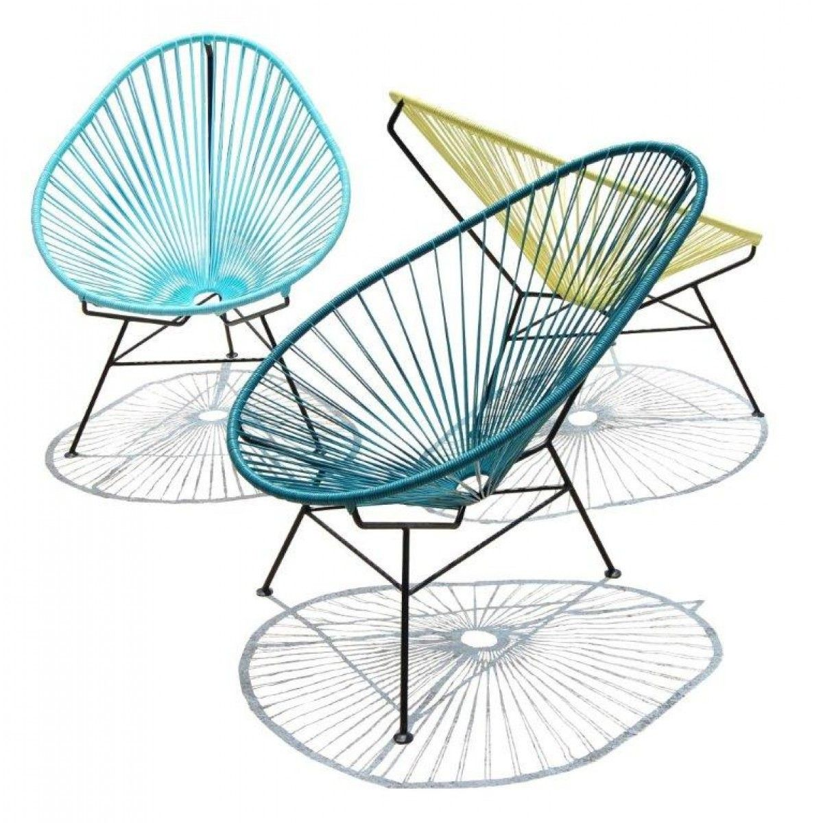 acapulco chair stuhl ok design - einrichten-design.de | chairs, Möbel
