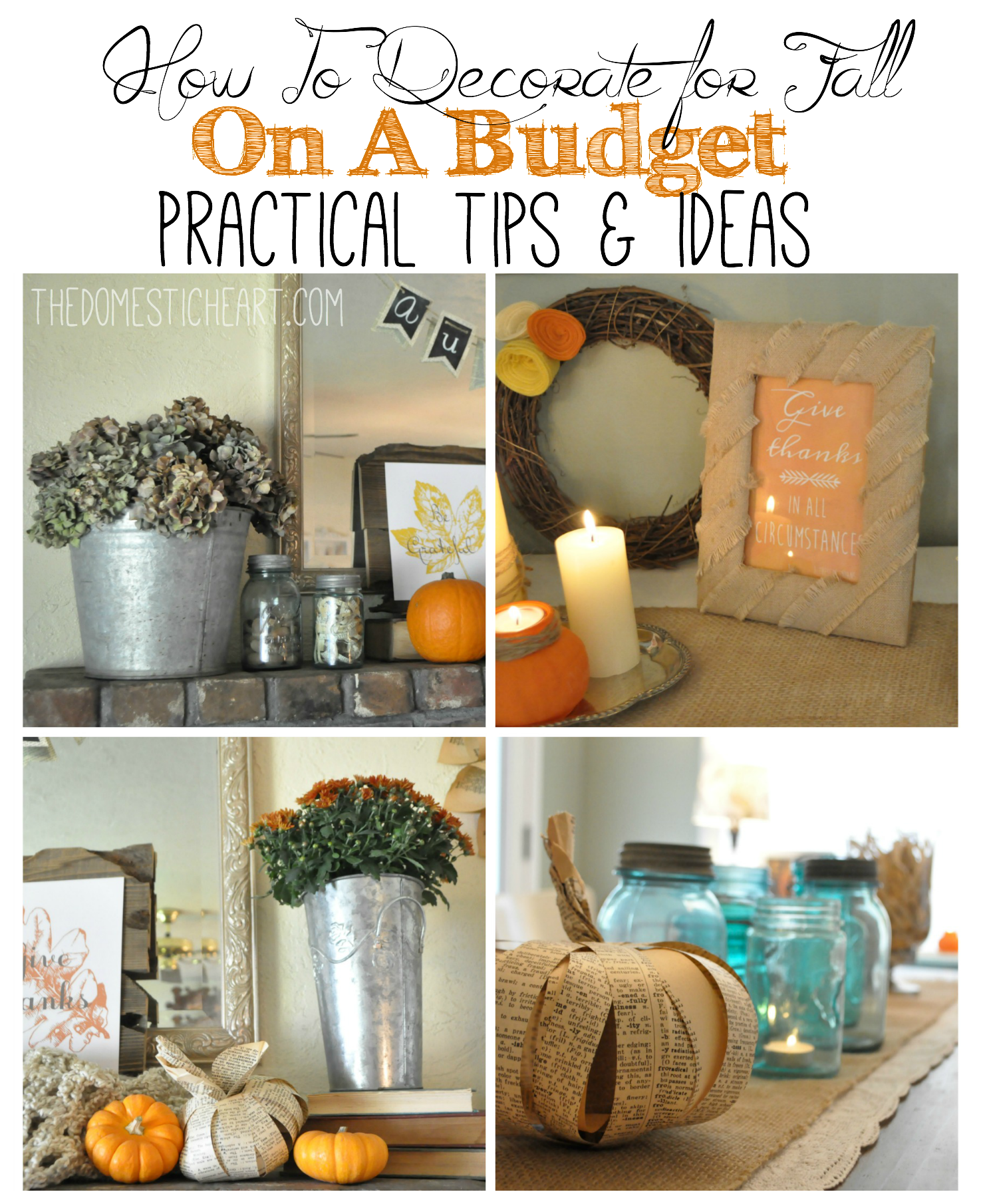 When You Are On A Budget, It Isn't Always Easy To Find