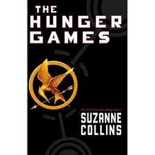 The Hunger Games and its sequels by Suzanne Collins (5th grade and up, perhaps middle school)