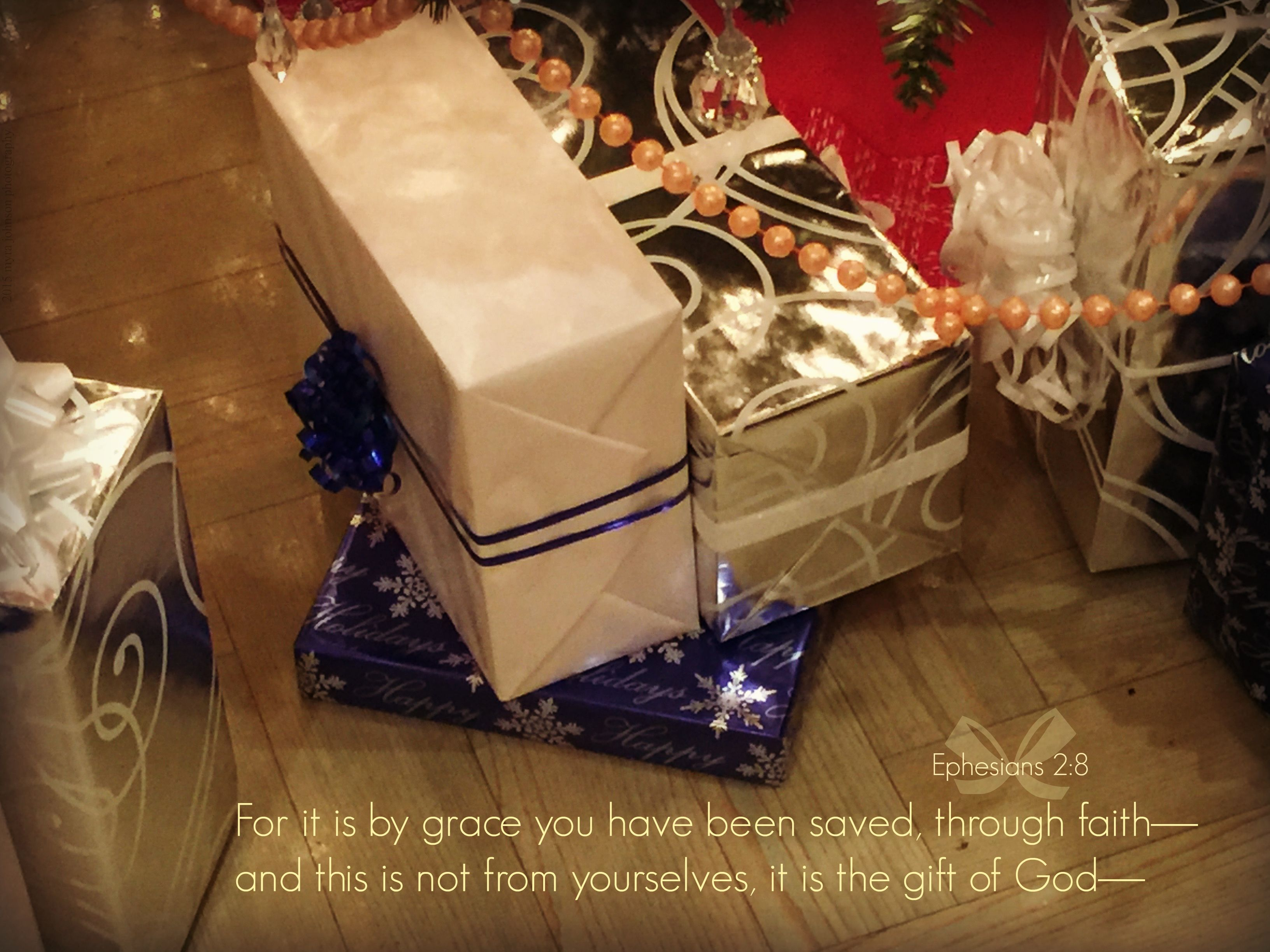 Gifts will be given this Christmas to show love to one another. The ...