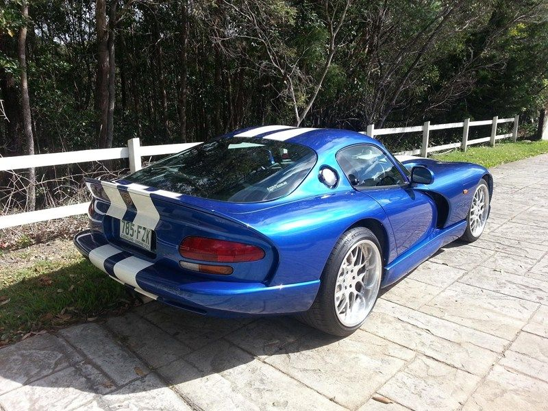 1998 DODGE VIPER GTS for sale | Trade Unique Cars Australia | Cars ...
