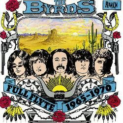 ☮ American Hippie Psychedelic Art Rock Music Album Cover ~ The Byrds