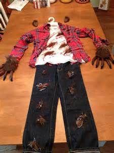 Werewolf costume halloween costume ideas pinterest werewolf werewolf costume solutioingenieria Choice Image