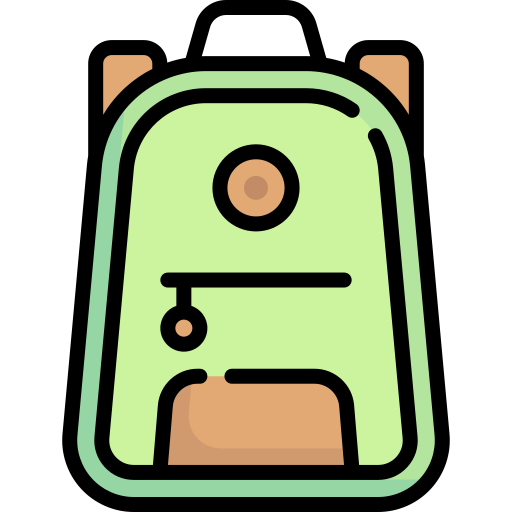 Backpack Free Vector Icons Designed By Freepik Free Icons Vector Free Vector Icon Design