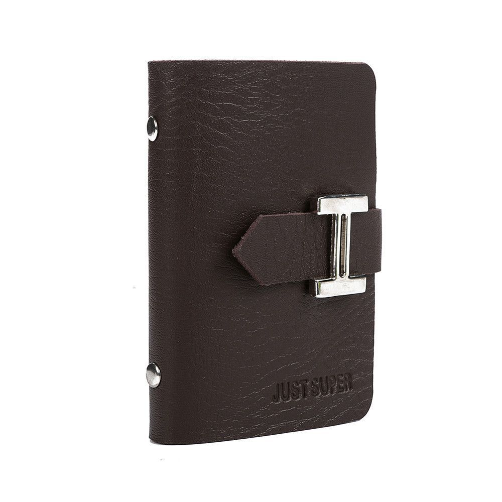 new men women business cards wallet simple pu leather credit card holder fashion bank cards - Women Business Card Holders