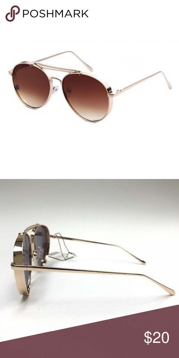 bfe9134ae Oversized Thick Framed Aviator Sunglasses Oversized Thick Framed Aviator  Sunglasses. These sunglasses really have a Retro flavor💜 Accessories  Sunglasses