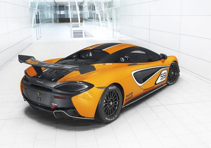 Mclaren 570 Gt And 570s Gt4 Make U S Debut New Car Photo Super