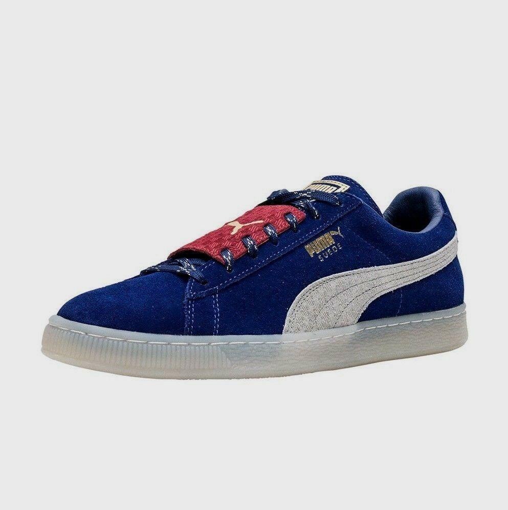 sneakers puma blu