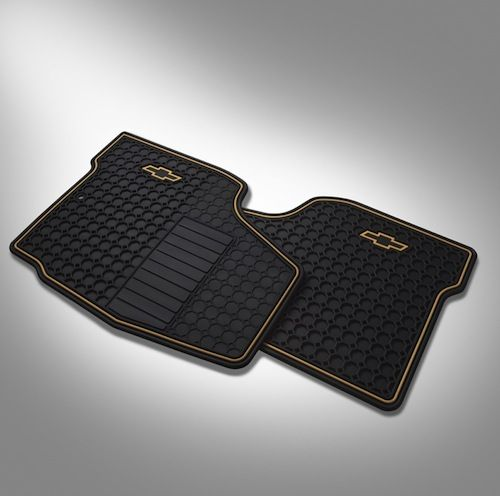 2016 Impala Limited Floor Mats Front Premium All Weather Bowtie Log Be Prepared For Whatever The Conditions Wi Impala Chevrolet Accessories Gm Accessories