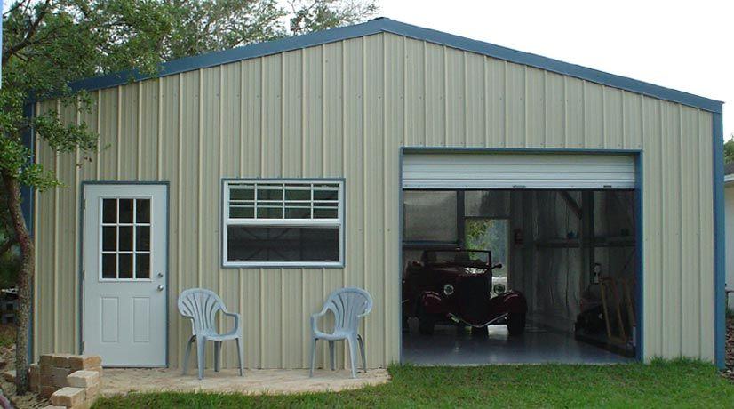 Steel Garages For Sale Metal Garages For Sale Metal Buildings Metal Shop Building Metal Garages