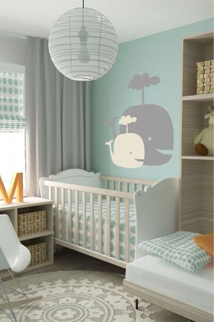 1001 id es baby names chambre b b gar on vert. Black Bedroom Furniture Sets. Home Design Ideas