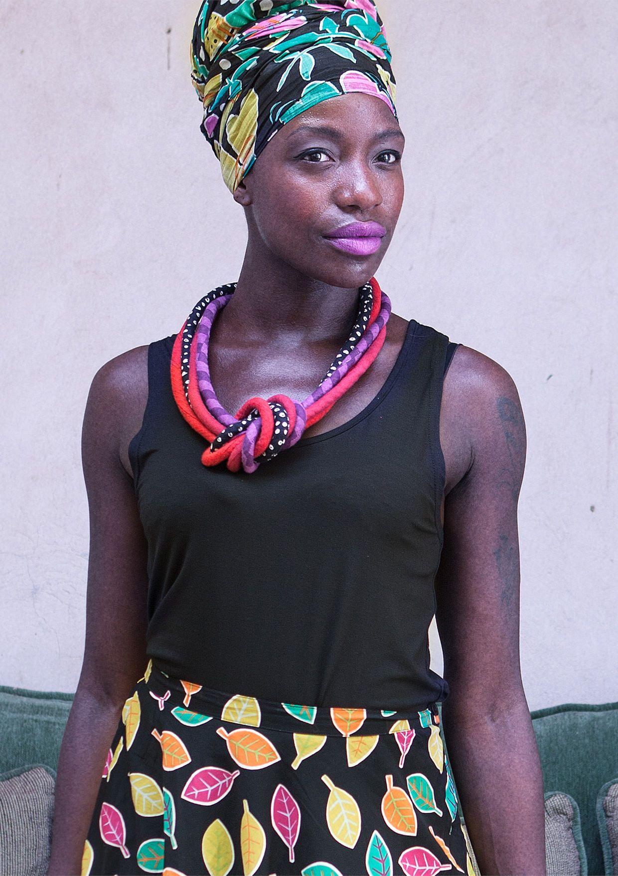 Ensfarget singlet i modal – Ensfarget trikot – GUDRUN SJÖDÉN – Kläder Online & Postorder