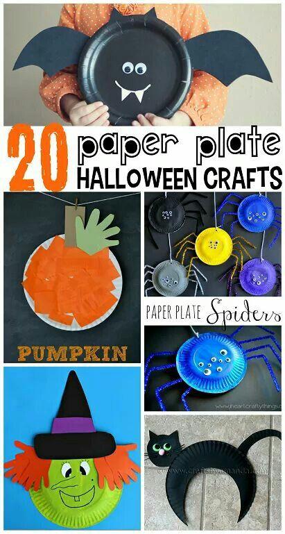 Halloween Oct 9-13 Pinterest Craft, Activities and Holidays