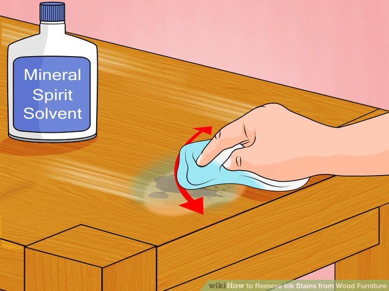 How To Remove Ink Stains From Wood Furniture Ink Stain Removal Ink Stain Wood Furniture
