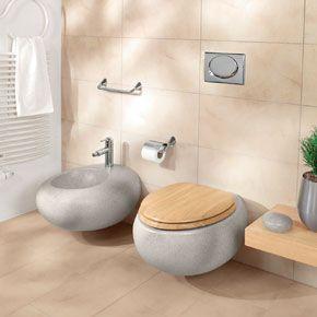 Pure Stone Washdown Wc Villeroy Neues Bad Modernes Badezimmer