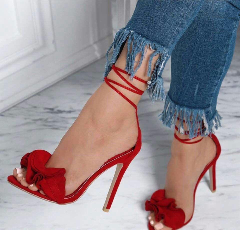 Epingle Sur Hot High Heels