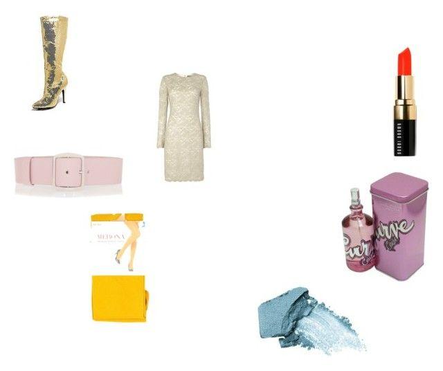 """#longsleevedress 7"" by chrisone on Polyvore featuring Lauren Ralph Lauren, Givenchy, Merona, Liz Claiborne, Stila and Bobbi Brown Cosmetics"