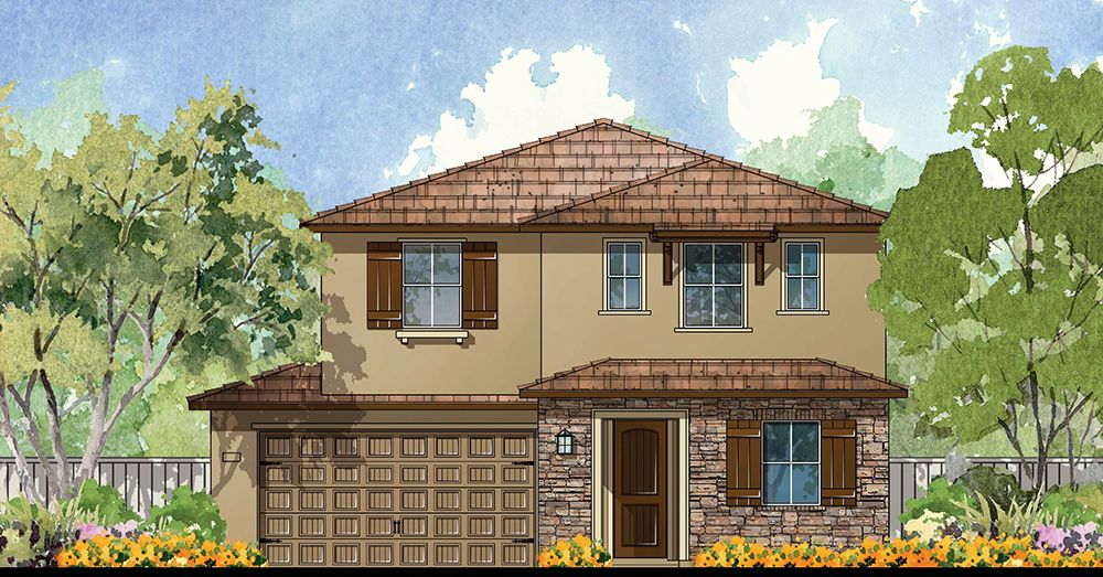 Plan 4 | Florsheim Homes