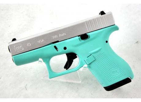 Glock 42 Tiffany  380 ACP 3 25