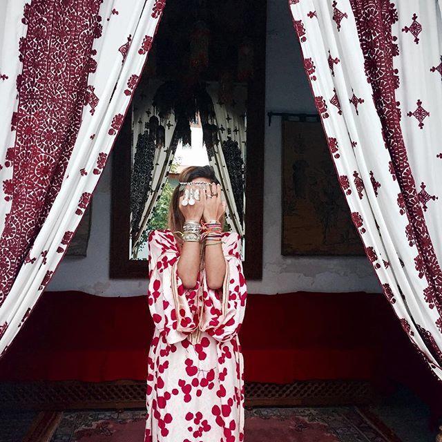 Sabah...#bakchic #kaftan #marrakesh #spring #love
