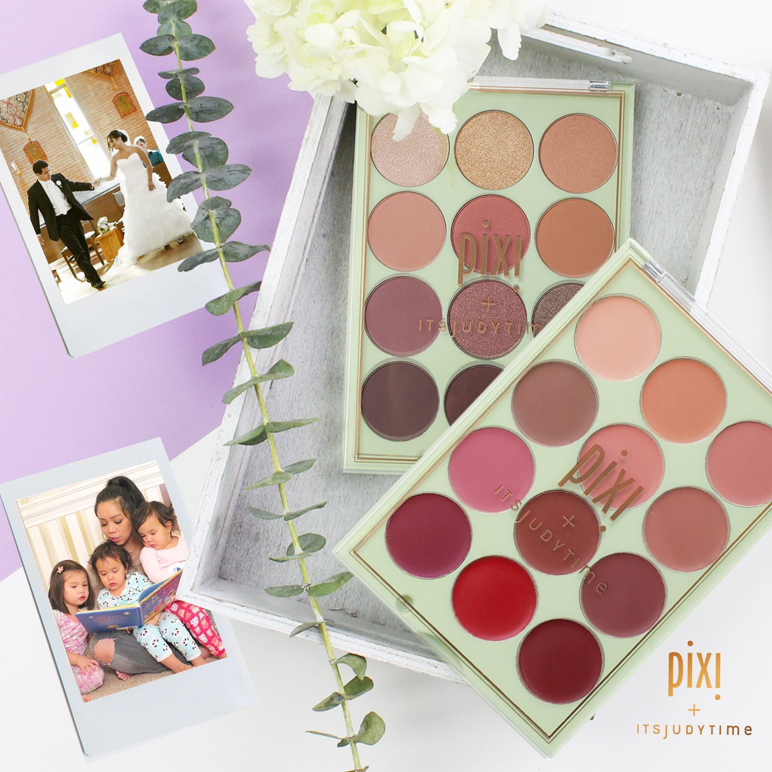 Pixi x Itsjudytime Get The Look Palette - It's Lip Time by Pixi by Petra #12