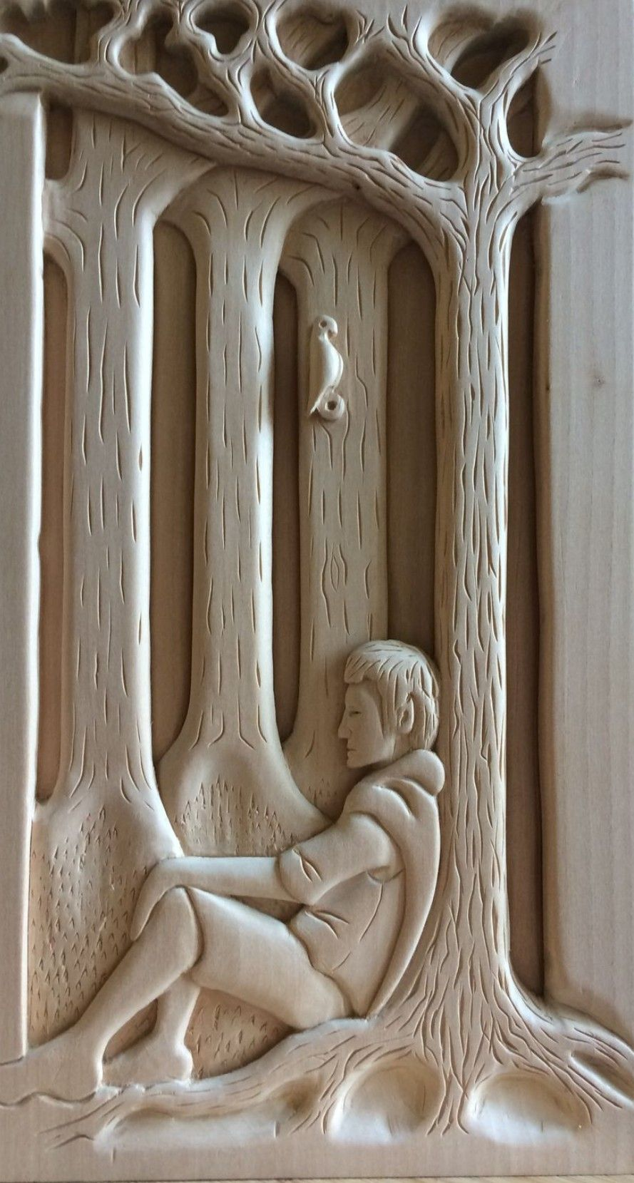 Pin By V On Wood Carving Wood Sculpture Art Wood Carving Art Ornamental Wood Carving