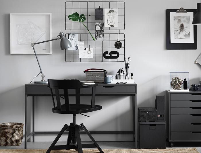 Mesas escritorio de estudio ikea juveniles ikea pinterest escritorio de estudio ikea y - Mesas estudio juveniles ...