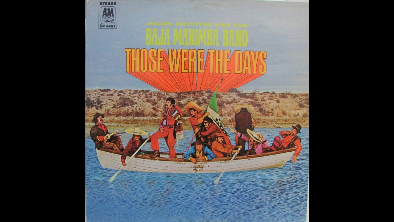 Knowing When to Leave -- Baja Marimba Band
