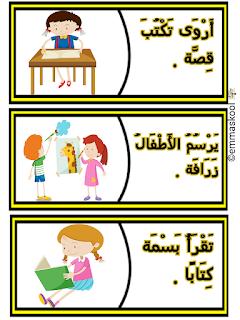 صورة و جملة نشاط في القراءة و التعبير Kids Character Fictional Characters