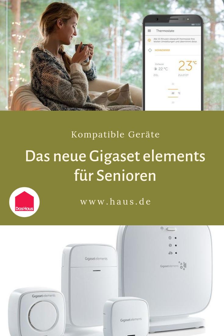 Gigaset Elements Fur Senioren Testubersicht Das Haus Gigaset Sicherheitssysteme Senioren