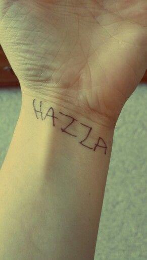 Happy birthday Harry!!! I love you so much! ♡♡♡♡ (my wrist)