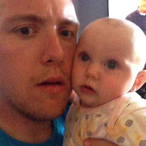 "Watch Life of a Dad's Vine, ""Too many happy baby videos on vine."""
