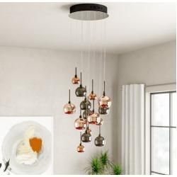 Photo of Ebern Designs cluster pendant light 15 lights Ernestine | Wayfair.de