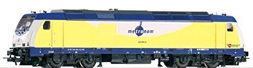 Manufacturer: PIKO Art.-No. 57531 EAN: 4015615575313 Gauge H0 1:87 Railway Company: Privatbahn Era Designation: V Power system DC Digital Interface: Elektrische Schnittstelle für Triebfahrzeuge nach ...