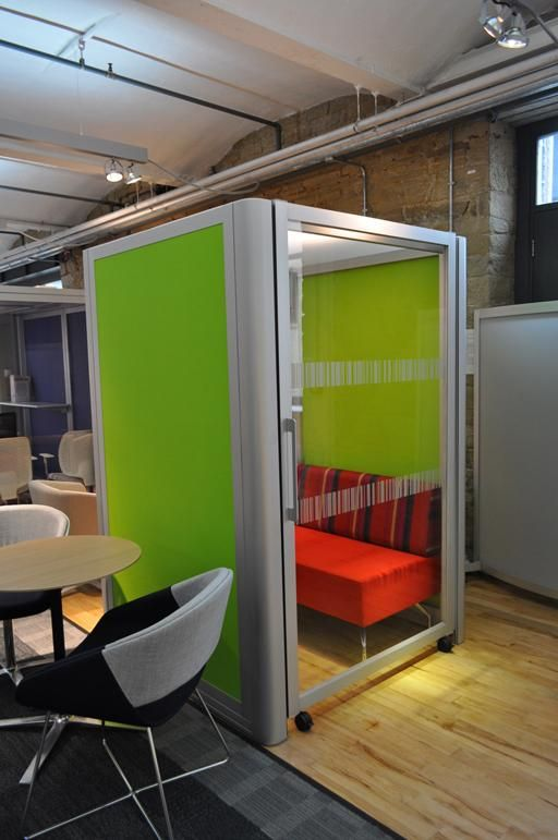 Office Pod Telephone Office Pod | Office Furniture Scene