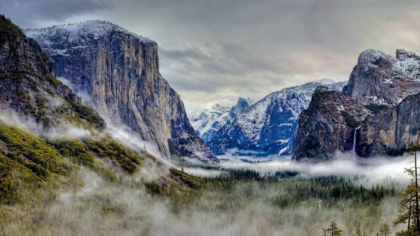 Tunnel View | Yosemite | Hikespeak.com