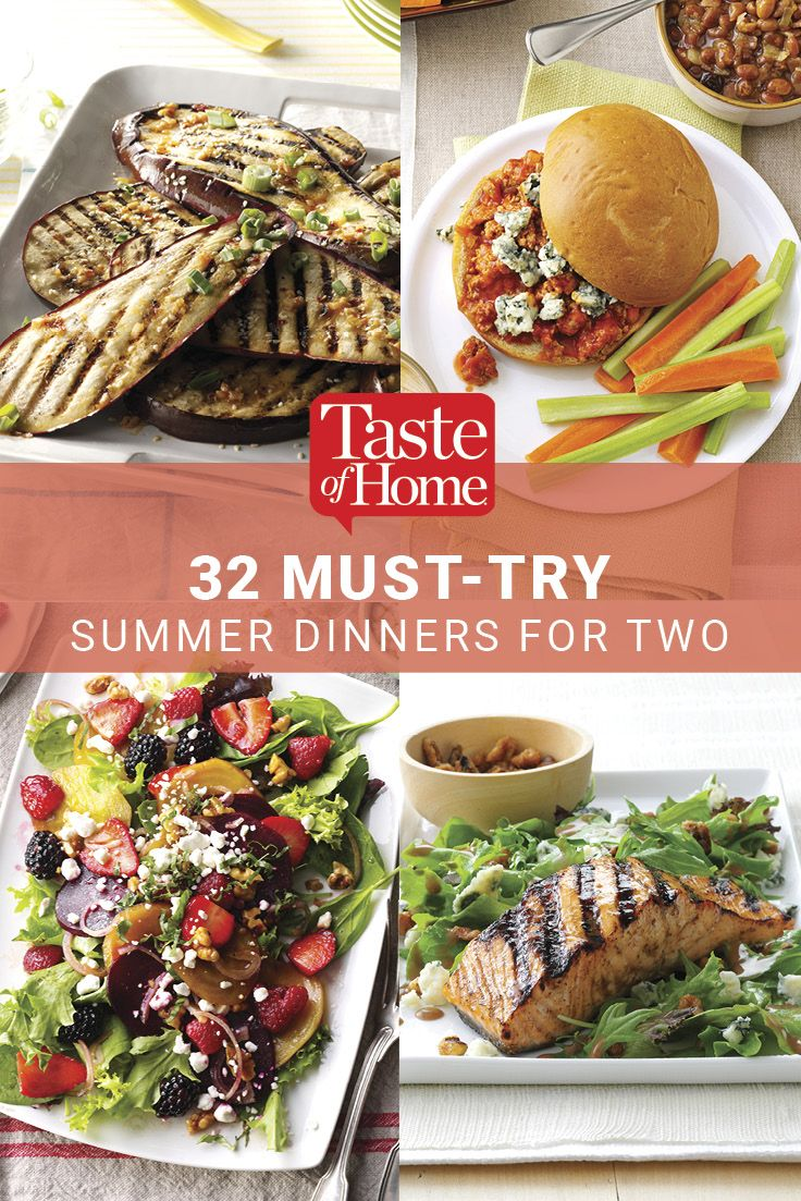 42 Must Try Summer Dinner Recipes For Two Summer Recipes Dinner Easy Dinners For Two Summer Dinner