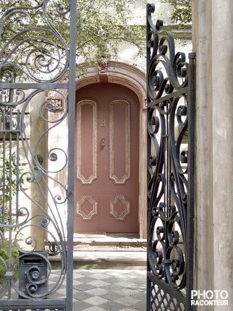 Beautiful gates & doors of historic Charleston, SC